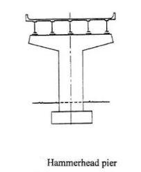 hammerhead type pier